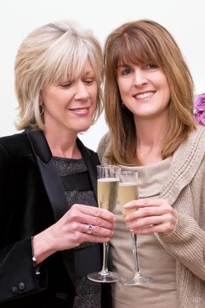 Kathryn and Karen